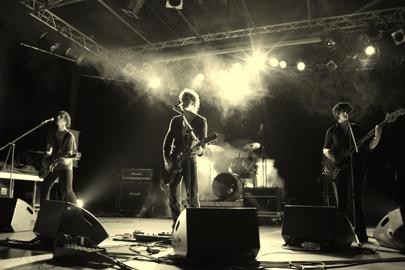 Marilouiz sur scène