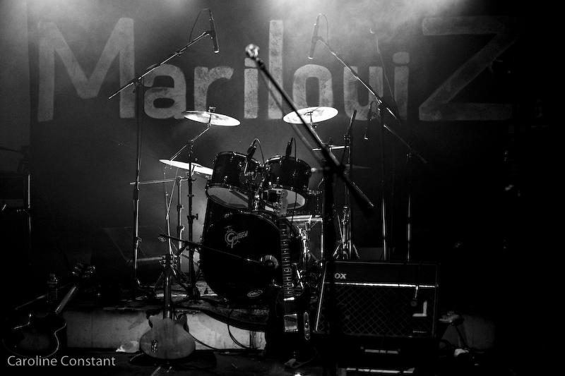 Photo concert Marilouiz